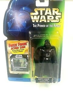 Darth Vader Freeze Frame Star Wars POTF Hasbro Kenner 1997 Sealed