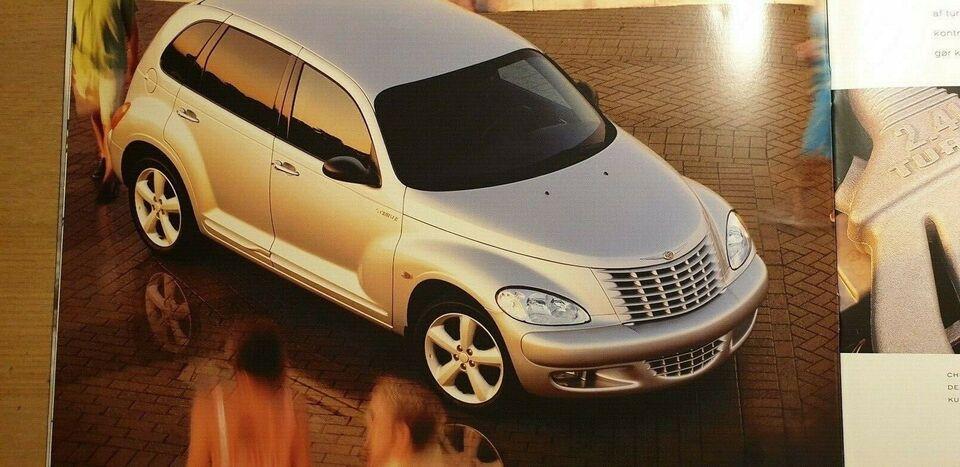 Brochure, Chrysler PT Cruiser
