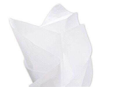 18GSM feuilles Blanc Tissu Feuilles Papier Cadeau 35 x 45 cm