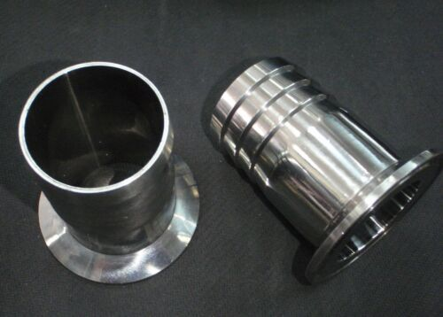 """STAINLESS TRI CLAMP SANITARY HOSE BARB 1//2/"""" TUBE PIPE SS 12MM TC-HB-050"""
