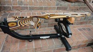 Details about Remington 700 S/A ADL VARMINT GLOSS BIRCH CAMO MARKSMAN ELITE  STOCK FREESHIP 365