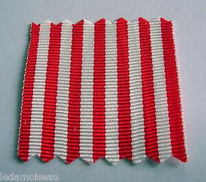 Petit-ruban-35-mm-pour-confection-de-rappel-Medaille-campagne-Italie-en-1943