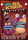 AAAHH Rreal Monsters Season 3 - Region 1 DVD UK Despatch