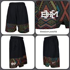 Nike HYPERLITE SENZA CARICABATTERIE BHM grafica Pantaloncini da Basket Jordan Lebron 777186-010 Sz XL