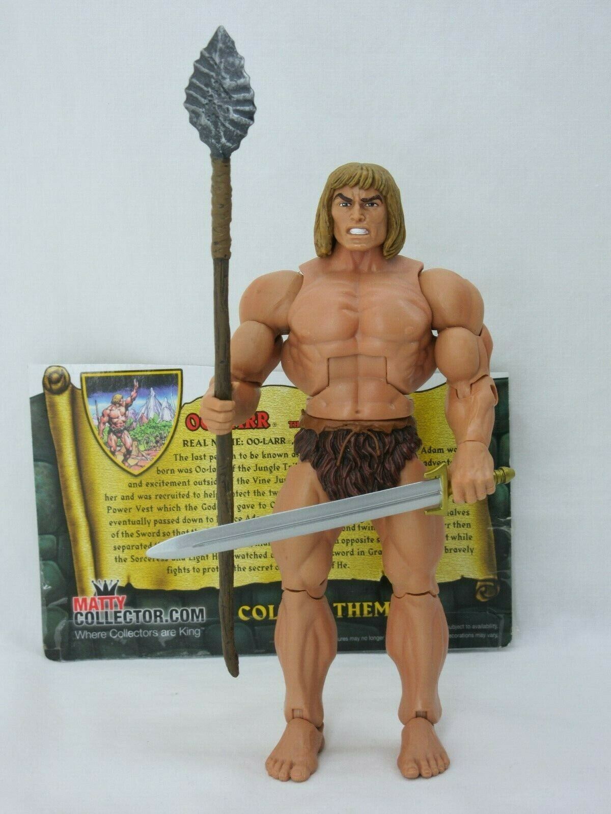 MOTUC,OOLARR,Masters Of The Universe classeics,cifra,Weapons,parts,He uomo