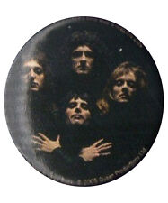 Queen II 2 LP Cover 1 inch button pin badge Official