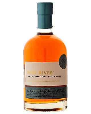 Spey River 12 Year Old Scotch Whisky 700mL bottle Single Malt Speyside
