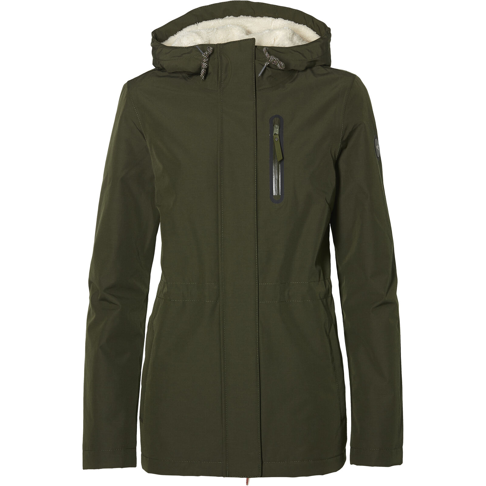 O 'Neill Funzione Giacca Giacca LW WANDERLUST JACKET verde SCURO