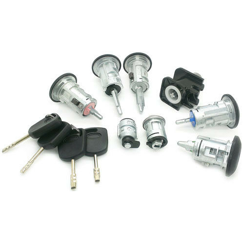 Complete 8 Lock Set /& 4 Keys For Ford Transit Connect 1.8 D TDCI 2002-2006