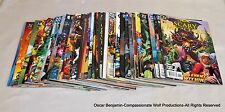 Justice League Mini-Series Lot!  Elseworlds, The Nail, Another Nail and More!