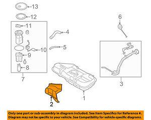 Phenomenal Kia Oem 10 13 Soul 2 0L L4 Fuel System Protector 312212K000 Ebay Wiring 101 Capemaxxcnl