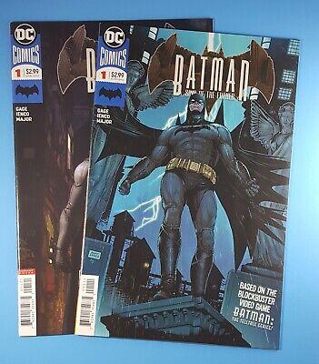 Batman Sins of the Father # 1 Covers A /& B 1st Print DC 2018 NM