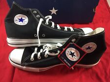 6d790b66e27c Converse All Star Chuck Taylor High Top Sneakers Black Size 13 Original Box  NWT