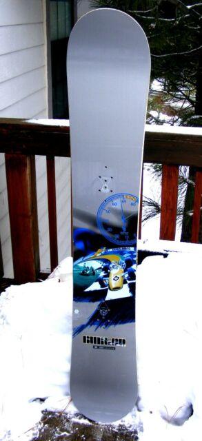 principal Elasticidad picar  Burton Board Wall Mount Collector Edition Silver One Size for sale online |  eBay
