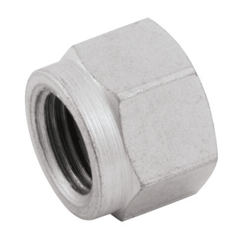 2018-6359, 5/8  OD STEEL PLATED TUBE NUT, Betabite Imperial Compression Adaptor