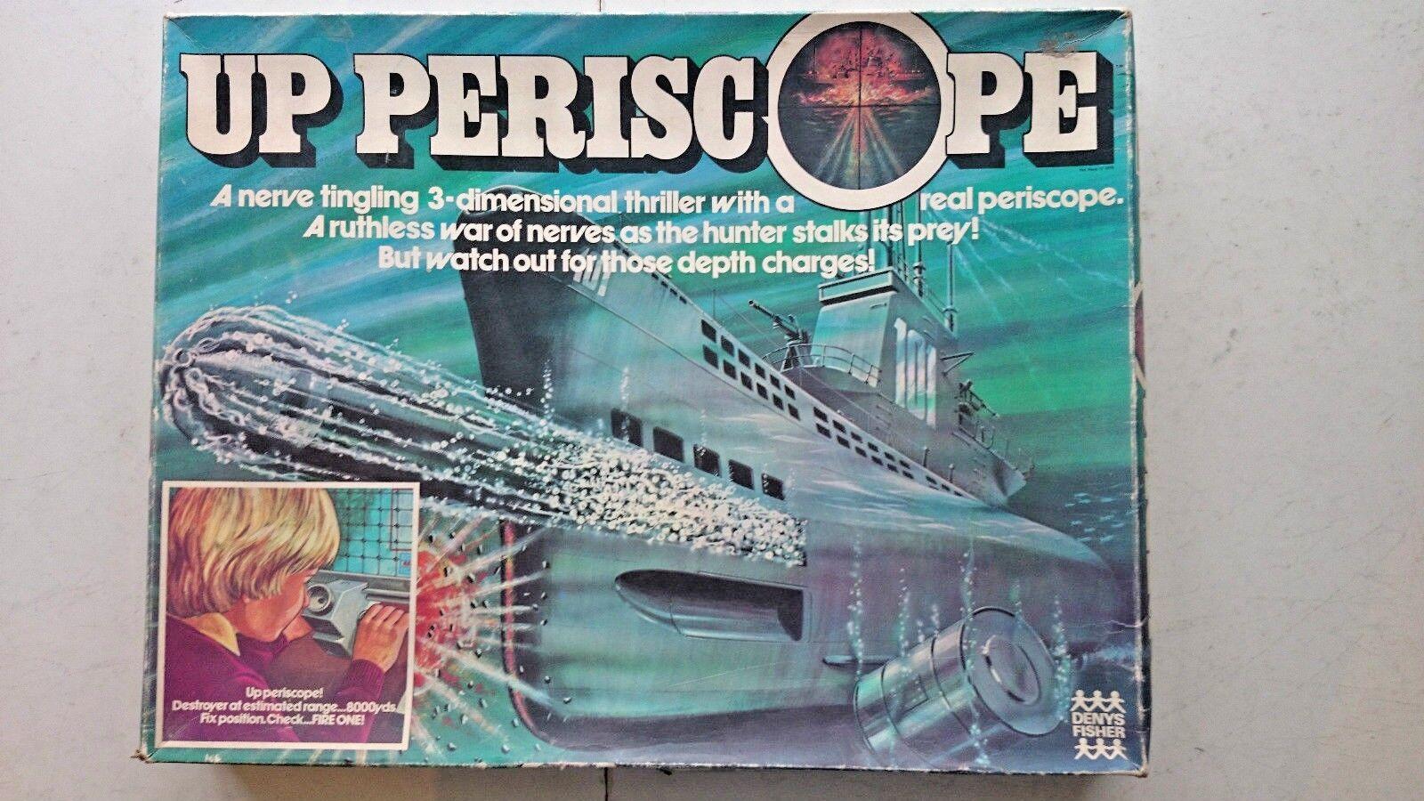GIOCO vintage fino periscopio da Denys Fisher 1970 S