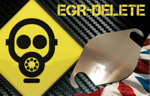 EGR valve blanking plate MK4 FORD MONDEO  2.0 16V TDCi  BHP MPG DPF block off
