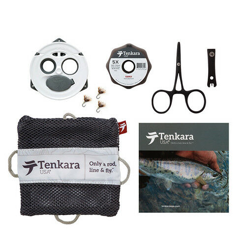 Tenkara USA - Tenkara Kit (without rod) - w No Tax & Free Shipping