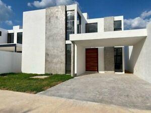Venta casa de 3 recámaras con piscina en Dzitya al norte de Mérida