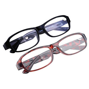 Prescription Lens Quality: 5.00 Lens Strengths Ladies Reading Glasses 0.25 to