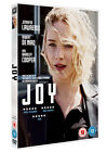 Joy DVD Jennifer Lawrence Robert DeNiro Bradley Cooper 118m