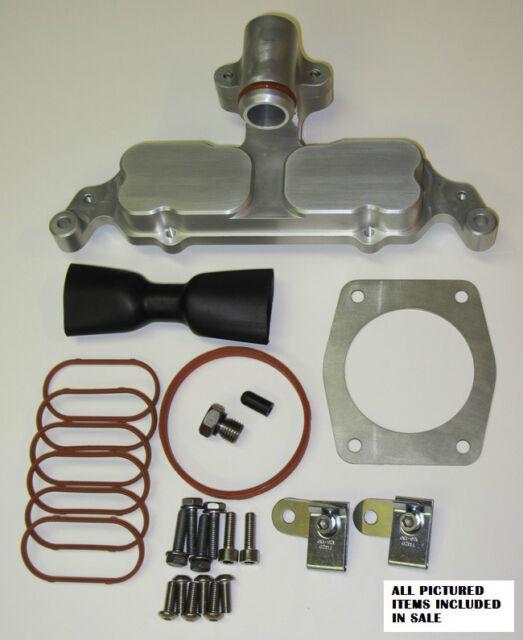 M50 Manifold Conversion Kit, adapter E36 BMW M3, 325is
