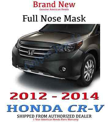 Genuine OEM Honda CR-V Full Nose Mask 2015