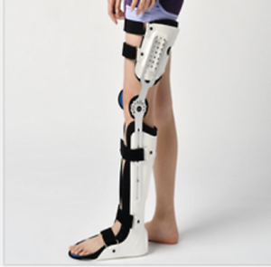 Knee Ankle Foot Orthosis Support Brace Adjustable Foot ...