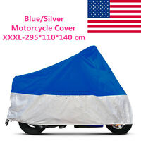 Xxxl Motorcycle Cover For Harley Electra Street Glide Ultra Custom Waterproof