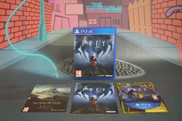 PREY PLAYSTATION 4 PS4 COMBINED SHIPPING