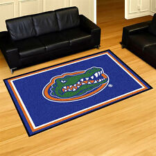 Florida Gators 5 X 8 Decorative Ultra Plush Carpet Area Rug