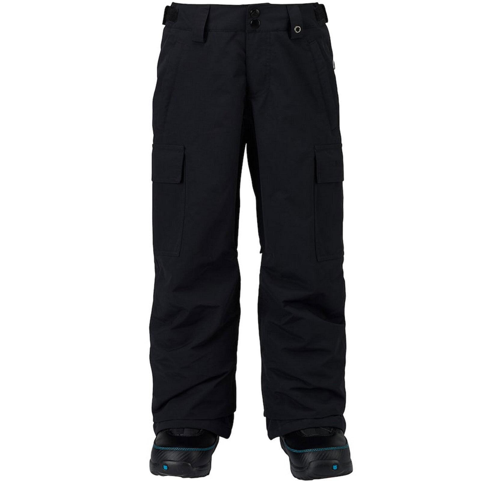 Burton Boys Exile Cargo Pant Bambini Pantaloni da Snowboard Snowboard Snowboard Sci Termici 83d23b