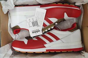 Adidas  / ZX 500 OG Nigo / Sportschuh /  NEU / weiß-rot / Gr. 46.5