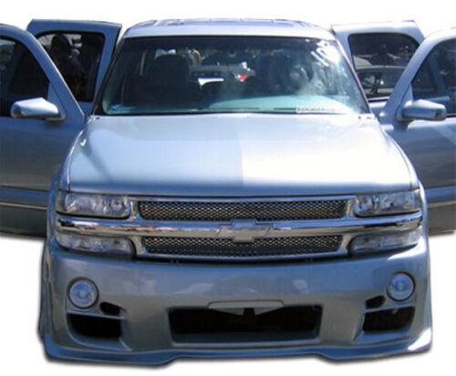 00-06 Tahoe Suburban 99-02 Silverado Platinum Front Bumper 1pc Body Kit 100016