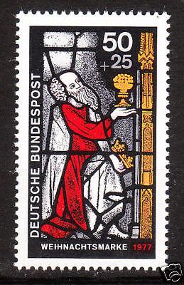 Freundschaftlich Brd 1977 Mi. Nr. 955 Postfrisch Luxus!!!