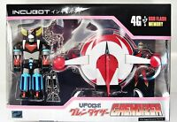 Ufo Robot Grendizer 4gb Usb Flash Memory Toy Figure, Goldorak Shogun Warriors