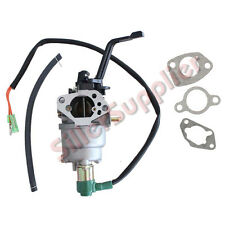 Generator Carburetor Carb Assembly with Solenoid for Honda GX390 188F 13HP