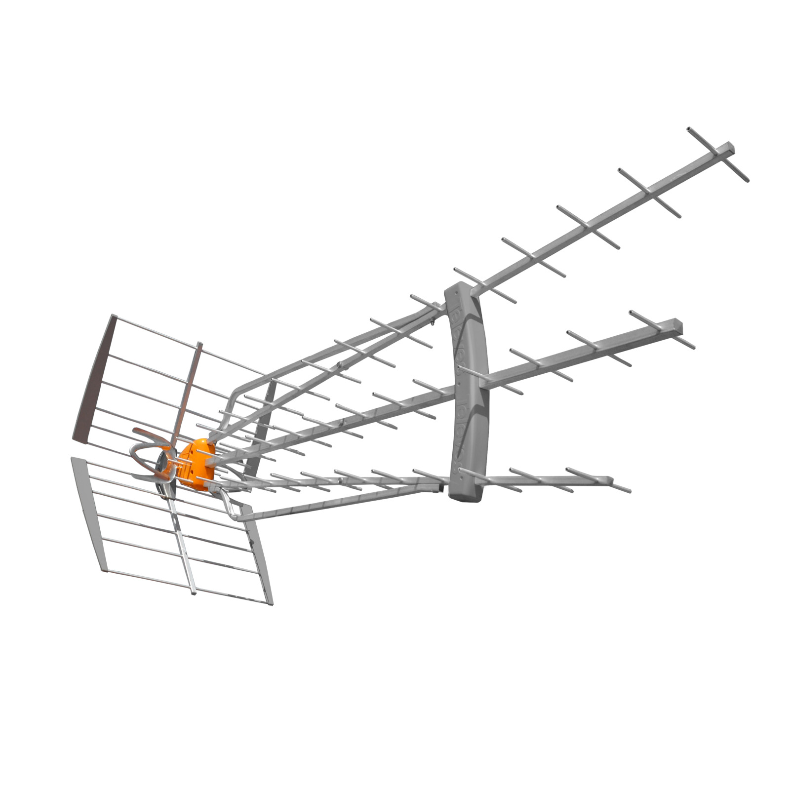 Televes DATBOSS LR Long-Range Amplified UHF TV Antenna LTE Filter (149783). Available Now for 99.99