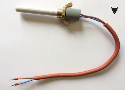 Glühzünder Zünder Pelletbrenner Pelletkessel Pelletheizung 370W BMHT Scoote NBE