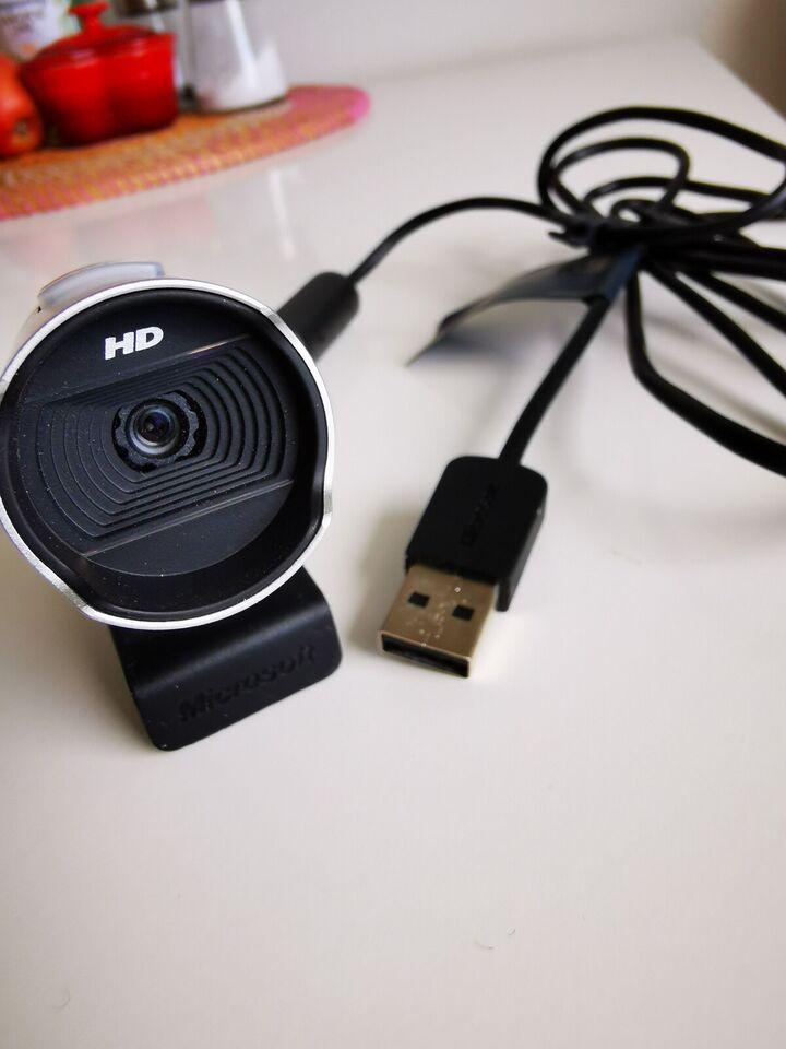 Webcam, Microsoft, Perfekt