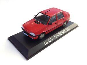 Dacia-Supernova-1-43-MODEL-DIECAST-IXO-IST-MODEL-CAR-BA46