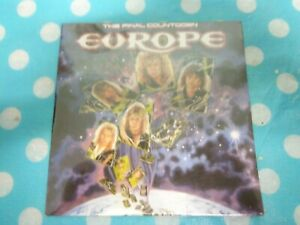 Europe-The-Final-Countdown-New-amp-Sealed-Digipack-CD-new-sealed-free-p-p