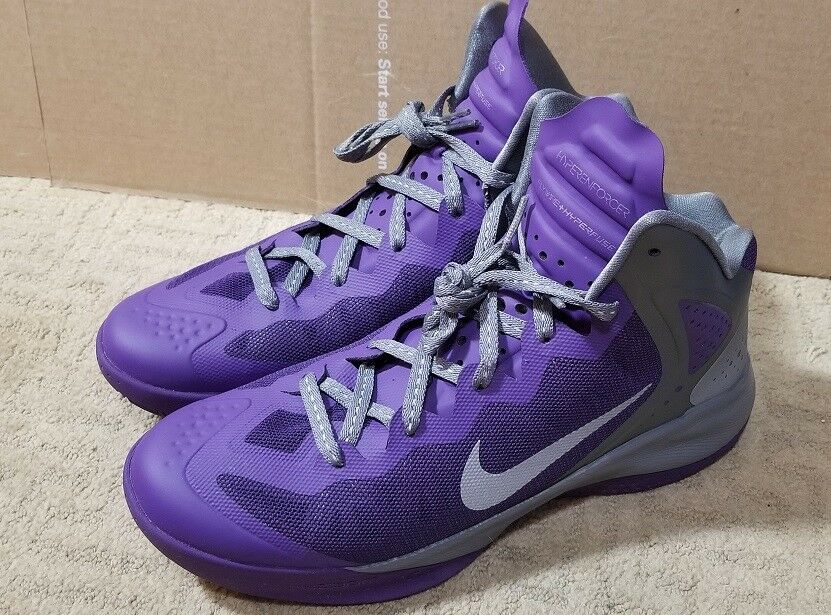 New In Box Nike Hyperenforcer PE 487655 Mens Basketball Sz 10.5 LOWEST PRICE