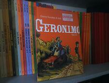 GERONIMO, Tome 1 - Davodeau & Joub - Ed Originale - BD COMME NEUF