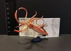 Kaiyodo-Capsule-Museum-Q-Japan-Exclusive-Deep-Sea-Giant-Colossal-Squid-Figure