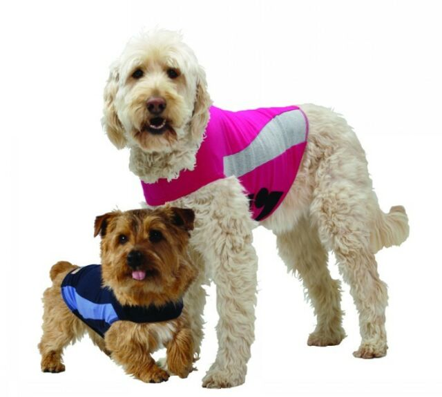 Thundershirt for Dogs PINK POLO Extra Large