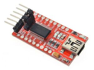 FTDI-FT232RL-USB-to-TTL-Serial-Adapter-Interface-3-3V-and-5V-Operation