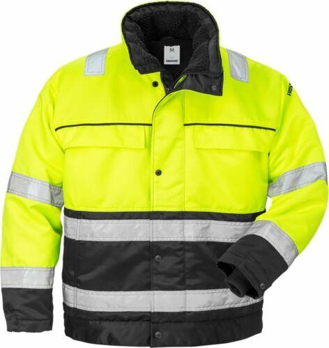 Fristads High vis invierno chaqueta KL 3 444 pp 100496-196-m