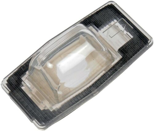 License Lamp Lense Dorman 68177
