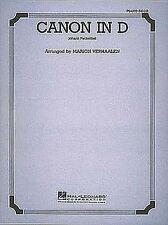 Canon In D Piano or Organ Solo  By Johann Pachelbel